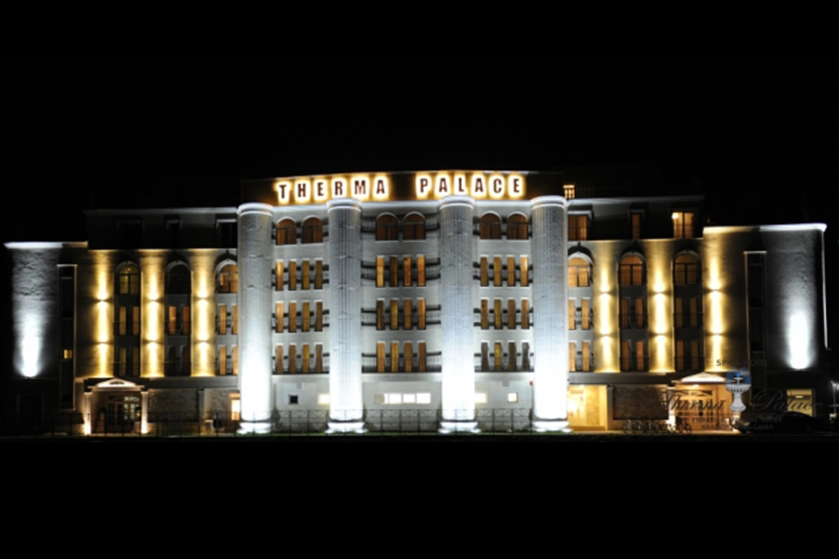 Хотел Терма Палас