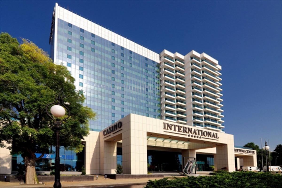 Хотел Интернационал - Зл. Пясъци